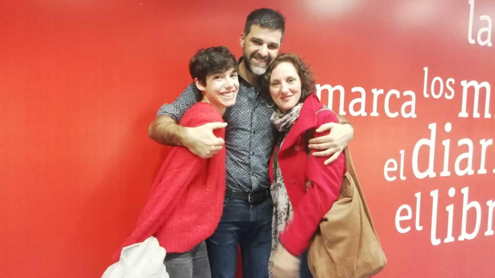 Dramedias con Paloma Cortina - Delicuescente Eva con Lara, Huarte y Morales - 15/03/20