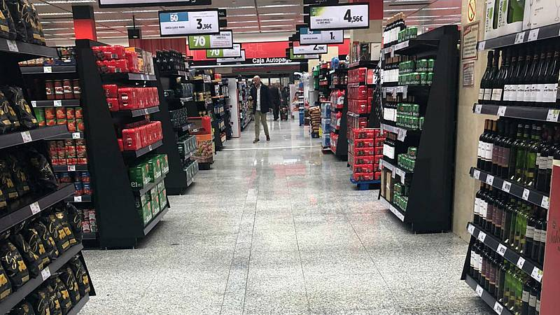 "Supermercados: ""No va a haber desabastecimiento"" - Escuchar ahora"