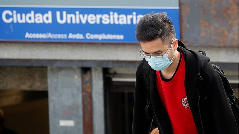 14 horas - Recomendaciones para la prevención del coronavirus - Escuchar ahora