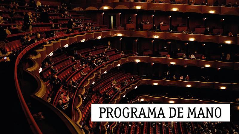 Programa de mano - Conciertos de la Fundación Juan March - 10/03/20 - ESCUCHAR AHORA