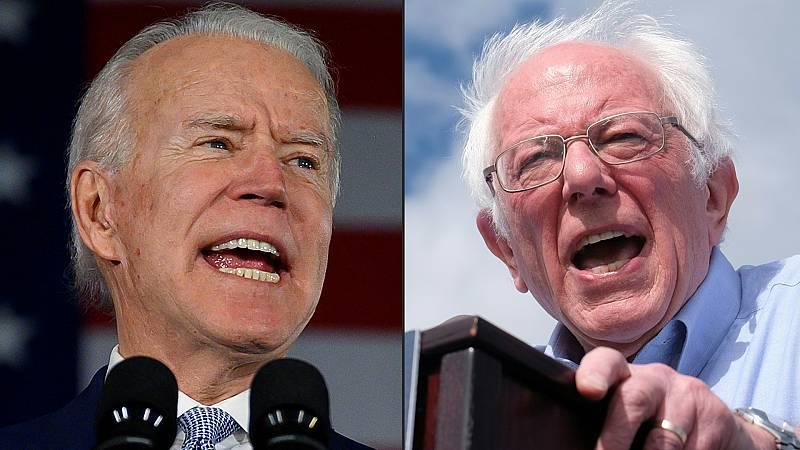 24 horas - Sanders y Biden se miden en la segunda edición del supermartes demócrata con el coronavirus en el aire - Escuchar ahora