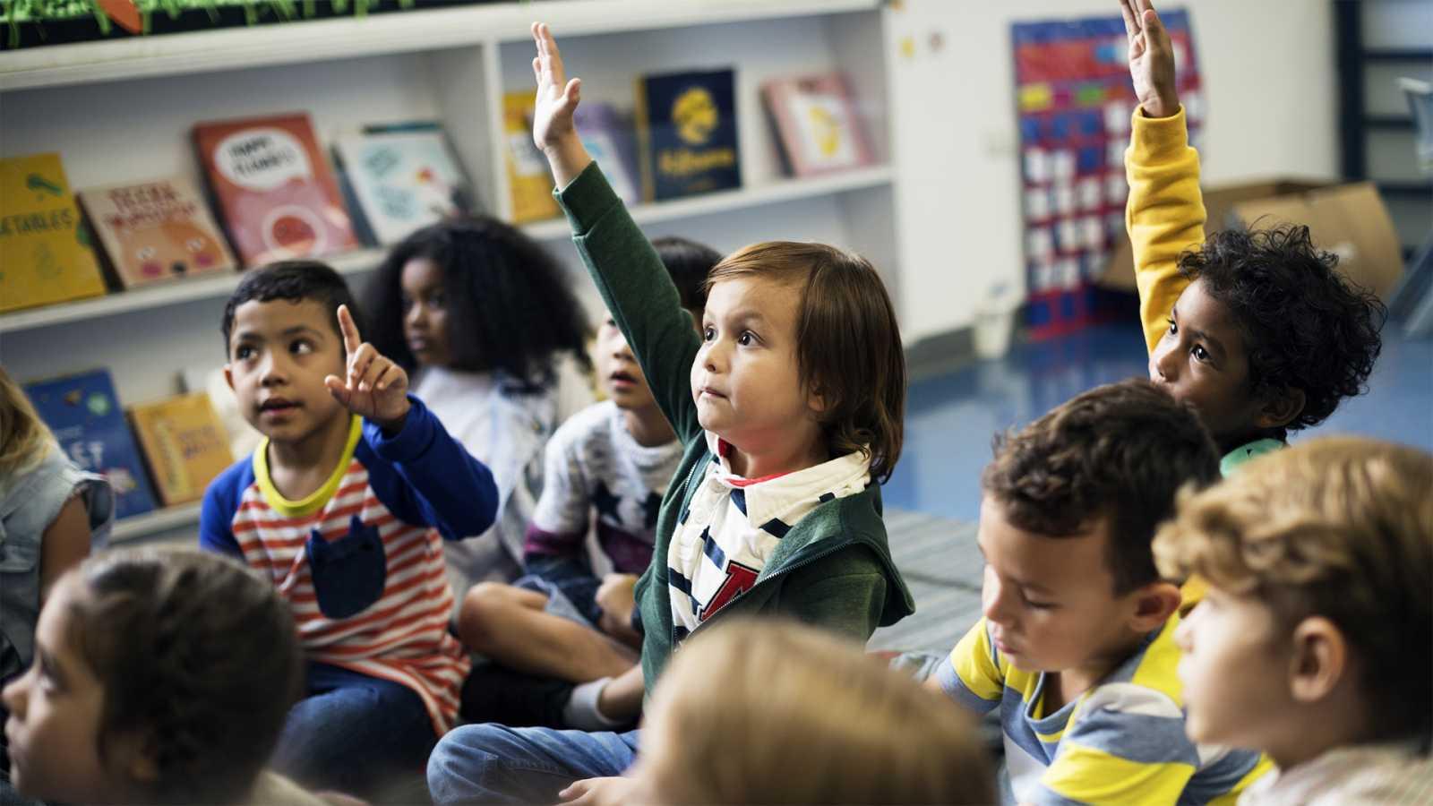 Espacio iberoamericano - Todos a la escuela, y desde pequeñitos - 10/03/20 - Escuchar ahora