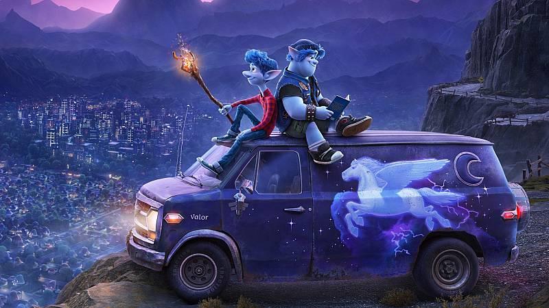 De cine - 'Onward', la nueva película de animacion de Pixar - 11/03/20 - Escuchar ahora