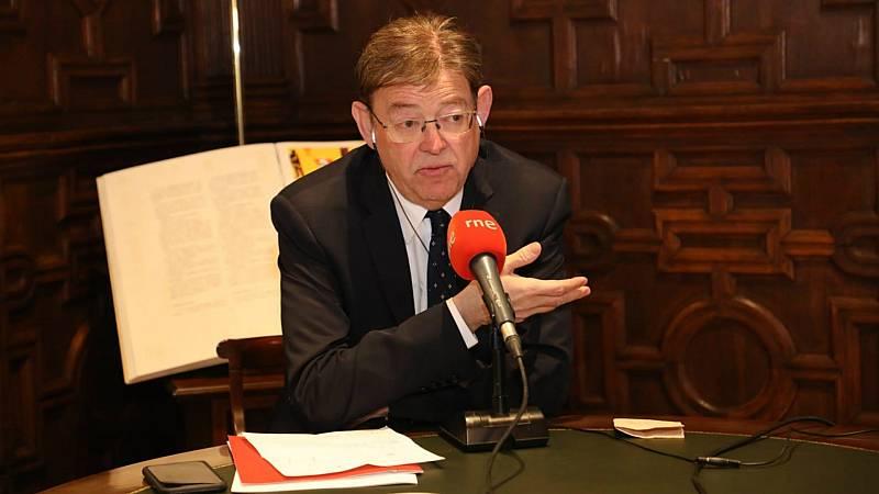 Las mañanas de RNE con Íñigo Alfonso - Puig cifra en 700 millones de euros las pérdidas por la cancelación de las Fallas - Escuchar ahora