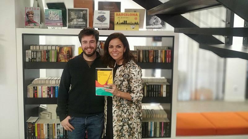 Libros de arena - Eduardo de los Santos publica 'Yas' - 11/03/20 - escuchar ahora