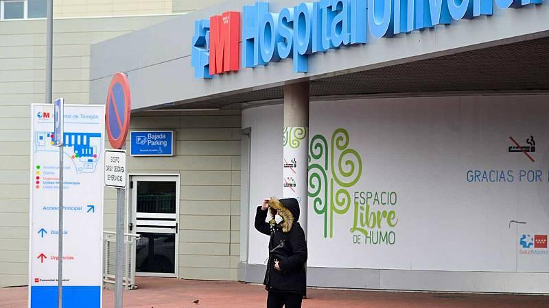 14 horas - Los hospitales de Madrid, al límite - Esuchar ahora