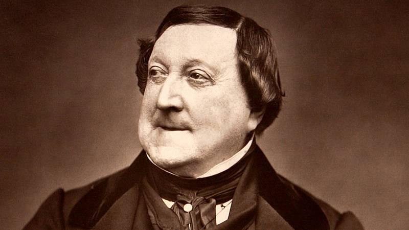 La hora azul - La primera... ópera de Rossini - 11/03/20 - escuchar ahora