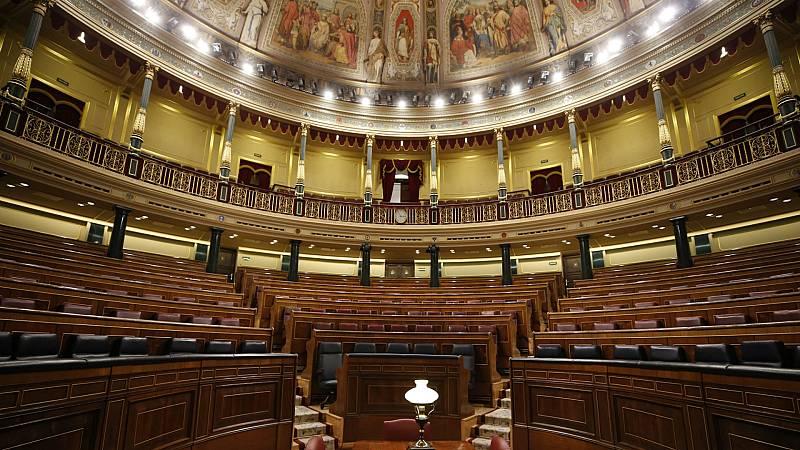 14 horas - El Congreso suspende su actividad durante 15 días por el coronavirus - Escuchar ahora