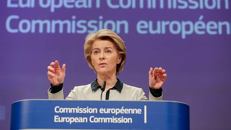 14 horas - Bruselas asume que la eurozona entrará en recesión por el coronavirus - Escuchar ahora