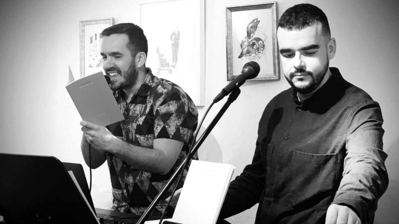 Wisteria Lane - La poesía de Hasier Larretxea y Zuri Negrín - 14/03/20 - Escuchar ahora
