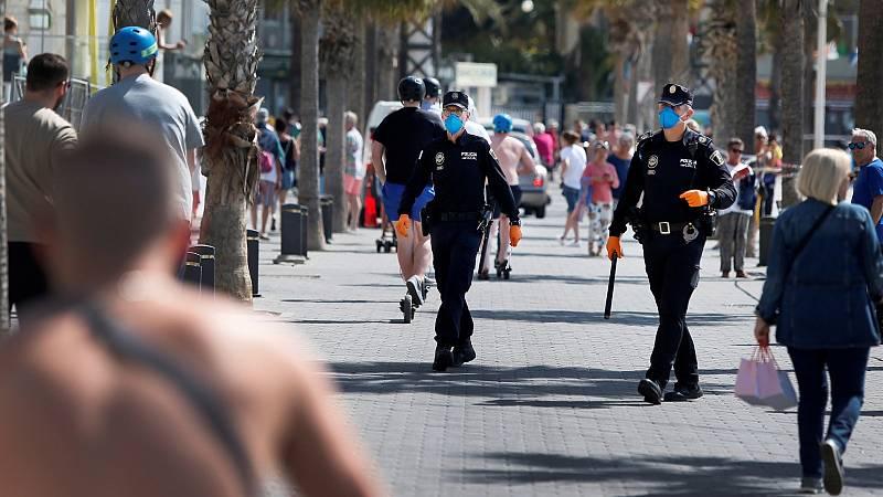 España a las 8 Fin de Semana - ¿Qué multas podrían conllevar las infracciones de las medidas decretadas? - Escuchar ahora