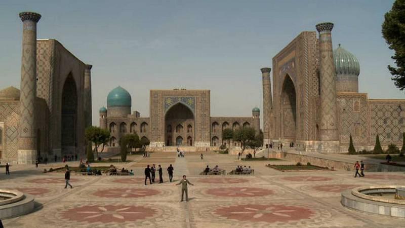 El gallo que no cesa - Tierra sin límites: Uzbekistán - Escuchar ahora