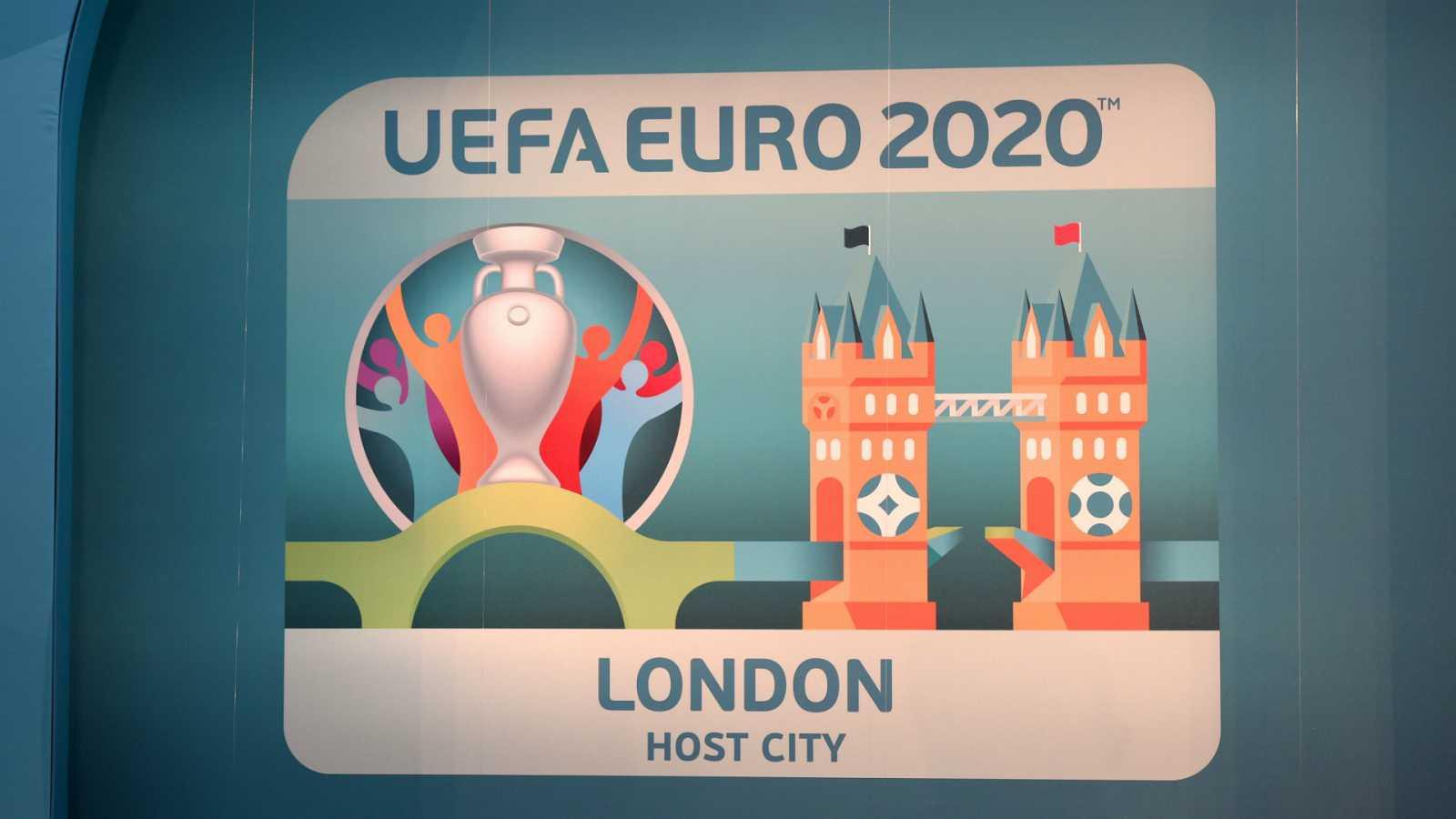 14 horas - La UEFA aplaza la Eurocopa hasta 2021 - Escuchar ahora