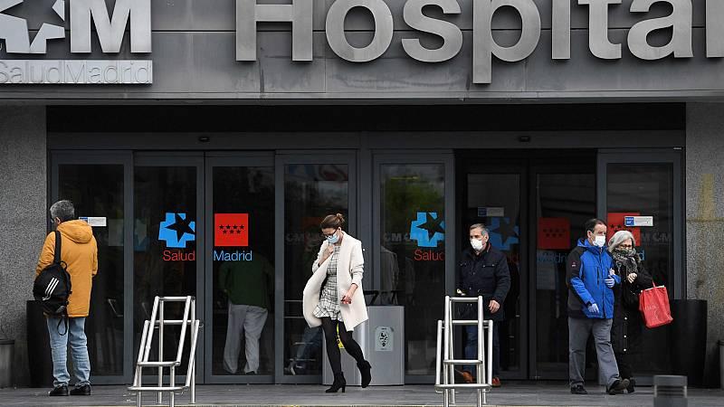 14 horas - Los test a enfermos leves harán aumentar las cifras de contagiados - Escuchar ahora