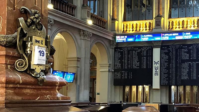 Boletines RNE - La bolsa europea anota un rebote, al igual que Wall Street - Escuchar ahora