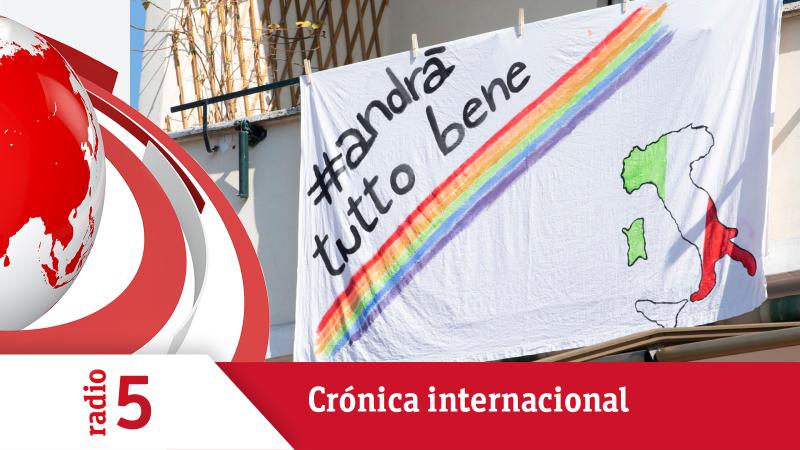 Crónica Internacional - Italia supera a China en muertos con coronavirus - Escuchar ahora
