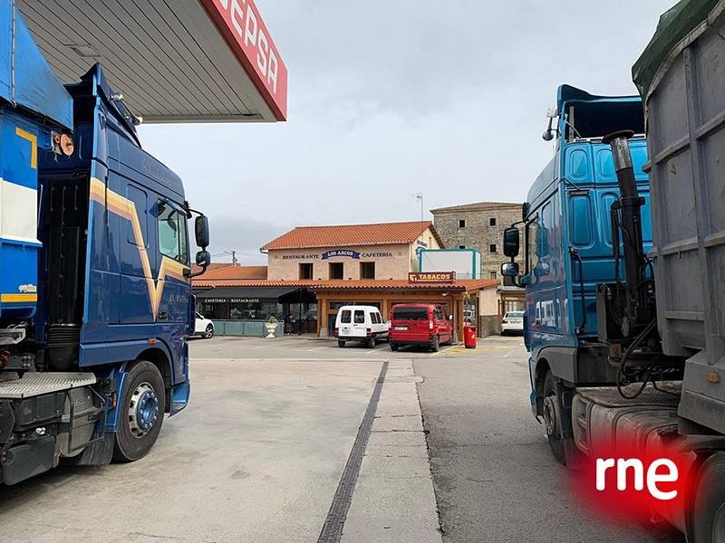 Reportaje Comida Transportistas -  20/03/20 - Escuchar Ahora