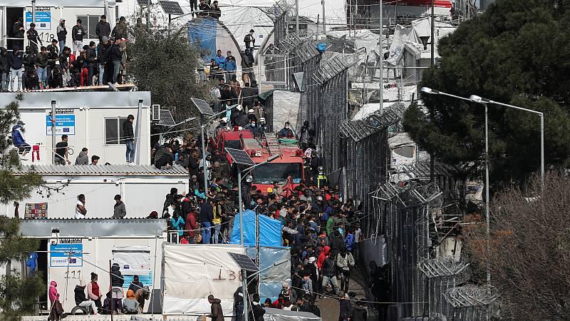 """Cinco Continentes - ACNUR: """"No hay que dejar de apoyar a los refugiados"""" - Escuchar ahora"""