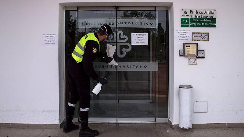 España a las 8 Fin de Semana - Las residencias de ancianos, punto débil frente al coronavirus - Escuchar ahora