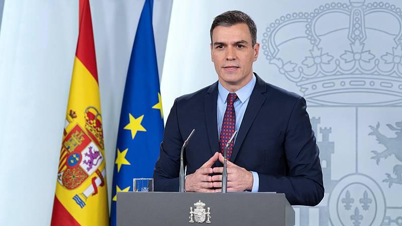 Boletines RNE - El gobierno plantea una ampliación del Estado de Alarma de 15 días - Escuchar ahora