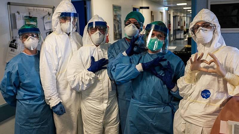 Entre probetas - Programa especial sobre el coronavirus - 19/03/20 - escuchar ahora