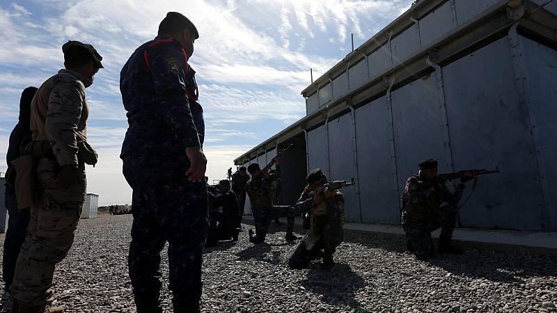 14 Horas Fin de Semana - Defensa repatriará desde Irak a más de un centenar de militares - Escuchar ahora