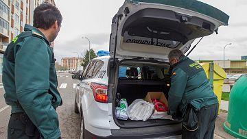 Las mañanas de RNE con Íñigo Alfonso - Policías y guardias civiles denuncian que falta material de protección - Escuchar ahora
