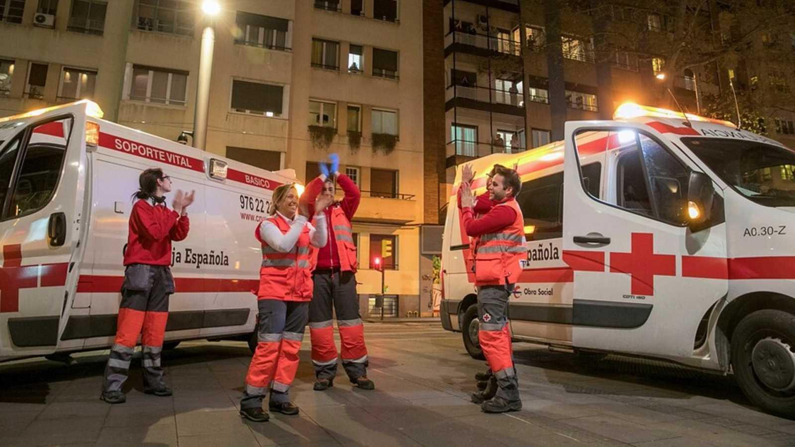 Todo Noticias - Tarde - Cruz Roja refuerza su voluntariado - Escuchar ahora