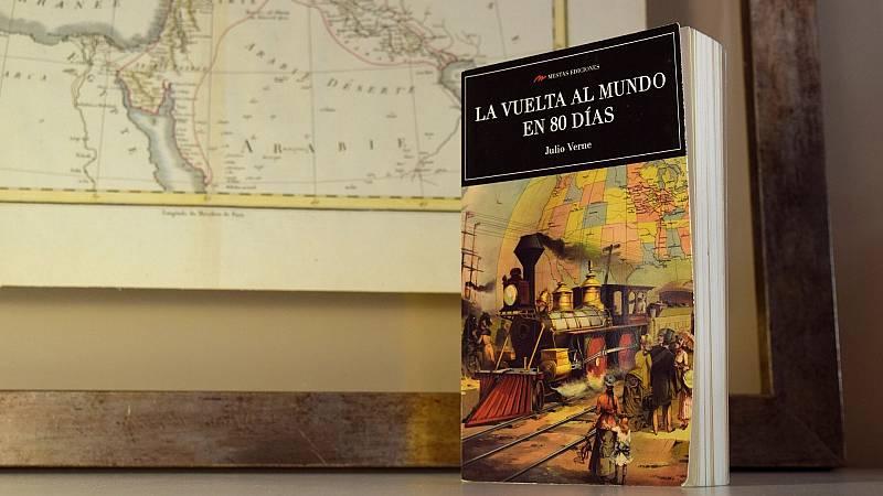 Oxiana - Julio Verne | La vuelta al mundo en 80 días - Escuchar ahora