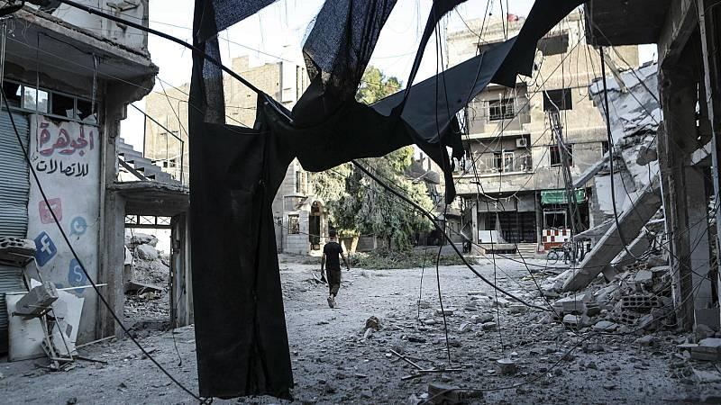 Reportajes 5 Continentes - 2011-2020: la interminable guerra en Siria - Escuchar ahora