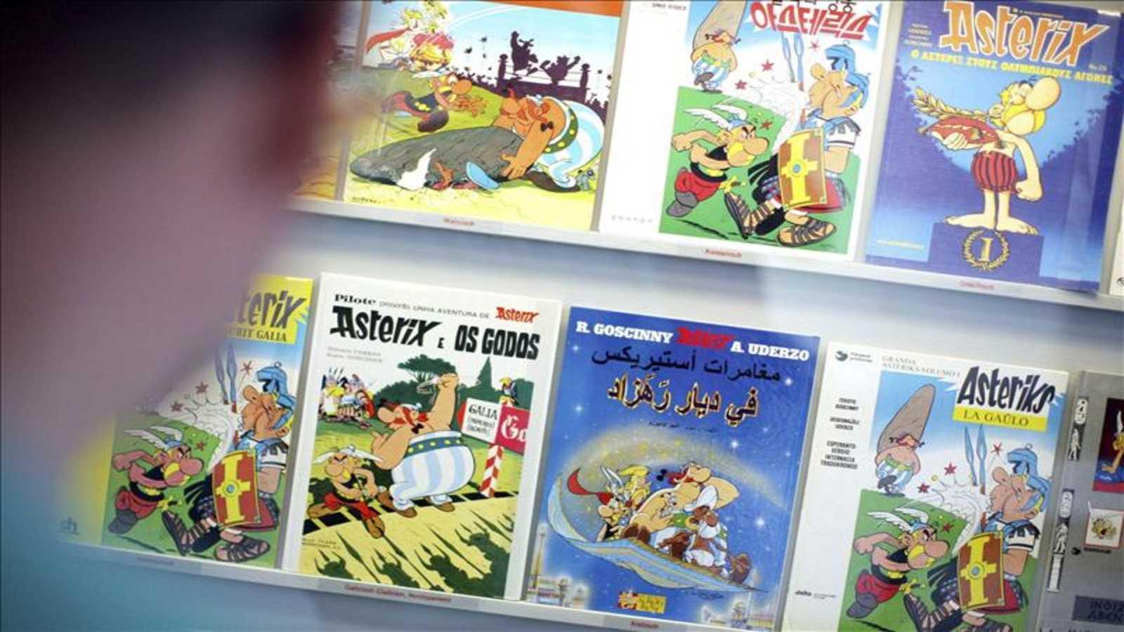 Las mañanas de RNE con Pepa Fernández - Segunda hora: Astérix y Obélix, deporte y ¡Qué Hambre! - 27/03/20 - escuchar ahora