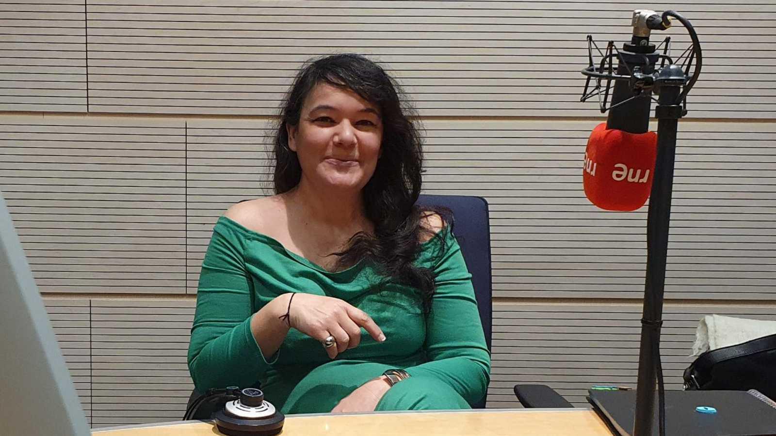 Tarataña - De charla con Mara Aranda - 29/03/20 - escuchar ahora