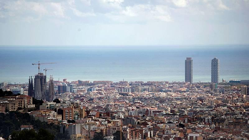 14 horas - La pandemia deja un aire más limpio en España - Escuchar ahora