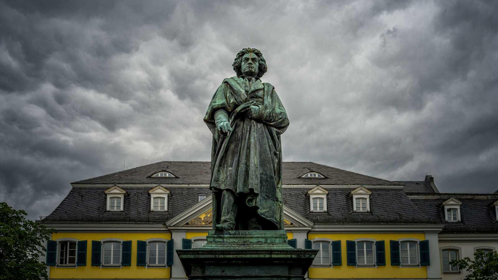 Canal Europa - Europeos que dejan huella: Beethoven - 31/03/20 - escuchar ahora