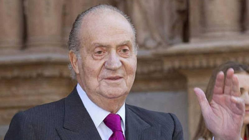 Boletines RNE - PSOE, PP y VOX rechazan una comisión parlamentaria a Juan Carlos I por sus supuestas cuentas en Suiza - Escuchar ahora