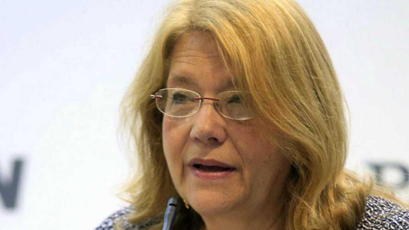 """Las mañanas de RNE con Íñigo Alfonso - Elvira Rodríguez (PP): """"Hay que evitar que haya personas vulnerables que no lo eran"""" - Escuchar ahora"""