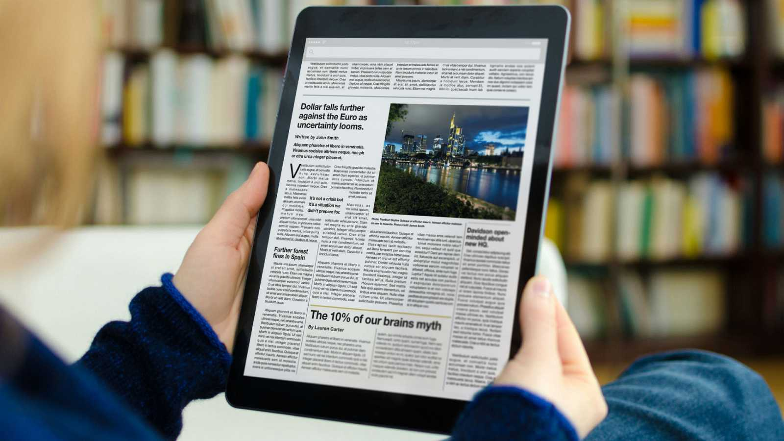 Las mañanas de RNE con Íñigo Alfonso - Las publicaciones periódicas solicitan ayuda tras su caída de ingresos - Escuchar ahora