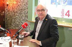 En Directe a Ràdio 4 - Entrevistem a Josep Bargalló, Conseller d'Educació de la Generalitat