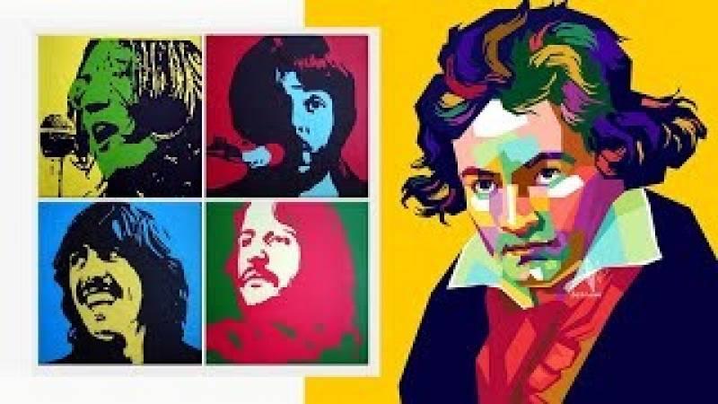 Longitud de onda - ¿Qué tienen en común Beethoven y The Beatles? - 01/04/20 - escuchar ahora