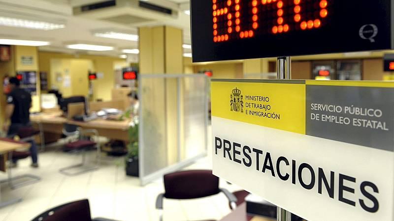 Boletines RNE - Marzo registra el mayor incremento del paro con 302.365 desempleados más - Escuchar ahora