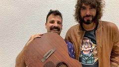 Hoy empieza todo con Ángel Carmona - Mikel Izal y Antonio Aberrón - 02/04/20