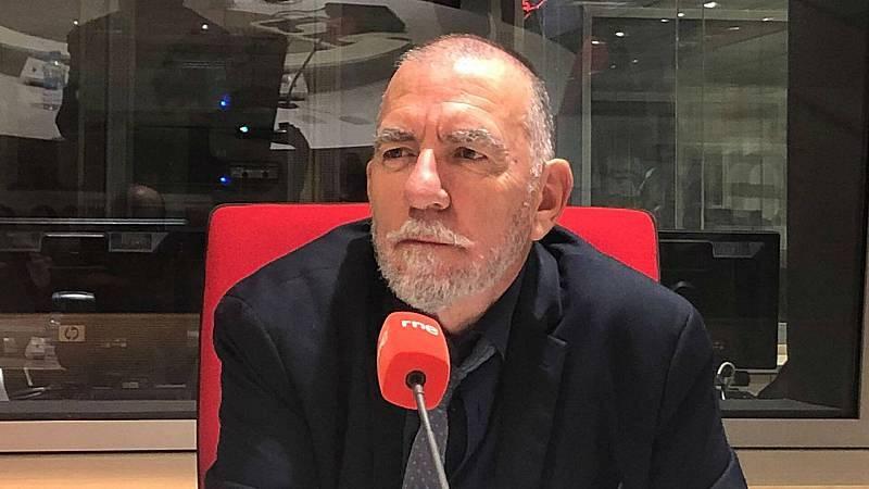 """14 horas - Joaquín Nieto, OIT: """"Es como si fuera una situación posbélica que requiere una actuación especial"""" - Escuchar ahora"""