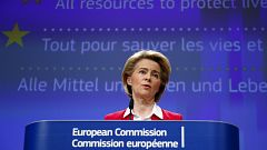 14 horas - Así son las propuestas económicas de Bruselas frente al coronavirus