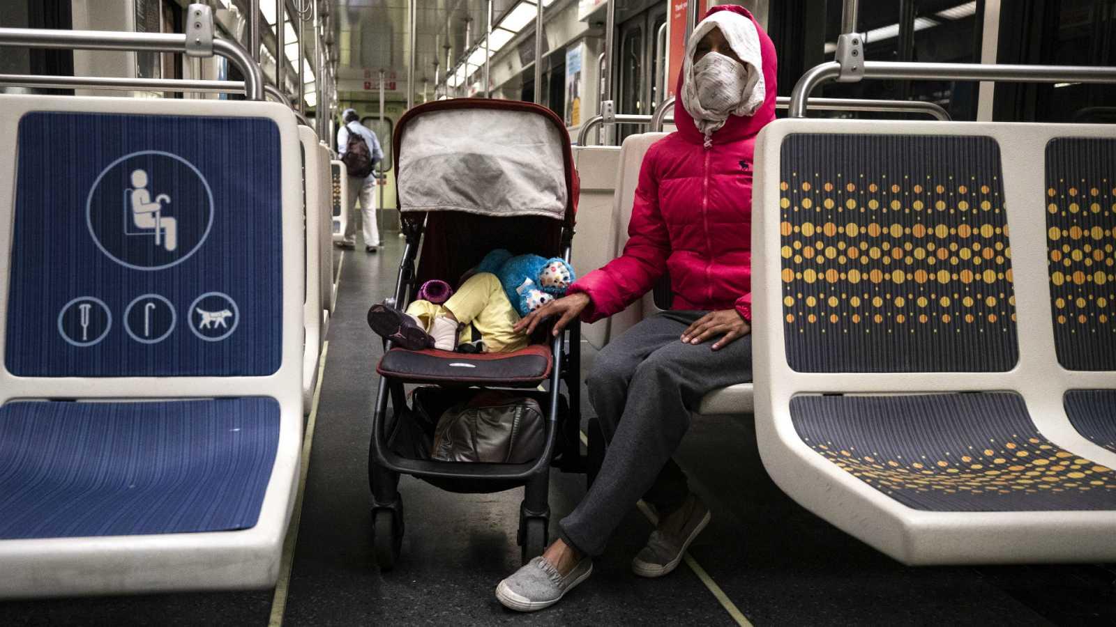 Las mañanas de RNE con Íñigo Alfonso - La pandemia deja 7 millones de nuevos parados en Estados Unidos - Escuchar ahora