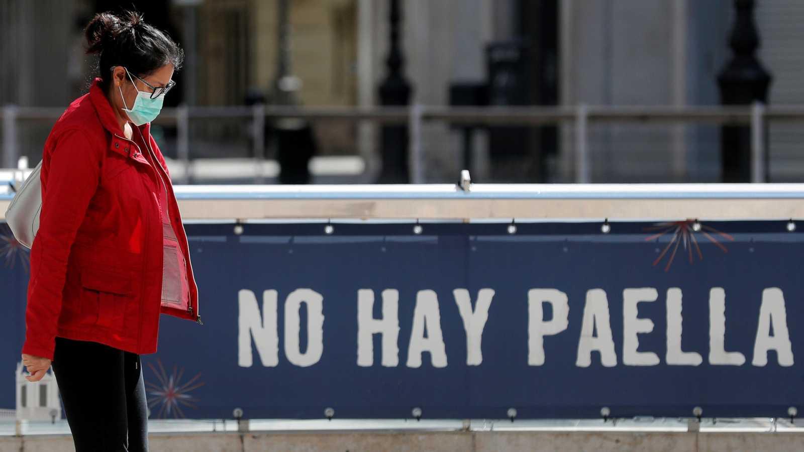"""Las Mañanas de RNE con Íñigo Alfonso - Metroscopia: """"Hay apoyo rotundo a las medidas para salir de la crisis como sea"""" - Escuchar ahora"""