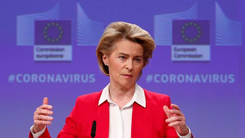 14 horas - España podrá echar mano del Fondo de Rescate europeo . Escuchar ahora