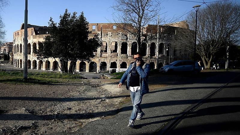 Cinco Continentes - Italia se estabiliza, pero el confinamiento podría alargarse hasta mayo - Escuchar ahora