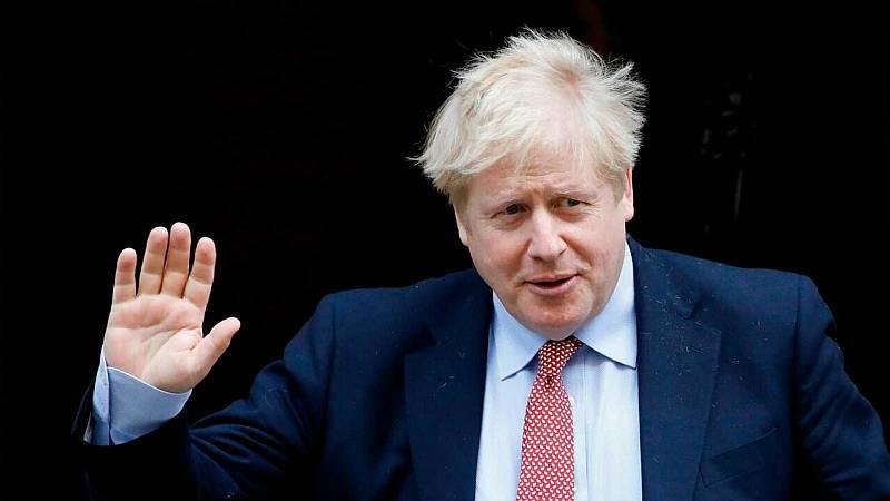 """Las mañanas de RNE con Íñigo Alfonso - Boris Johnson ingresa en un hospital por """"precaución"""" ante los """"síntomas persistentes"""" - Escuchar ahora"""
