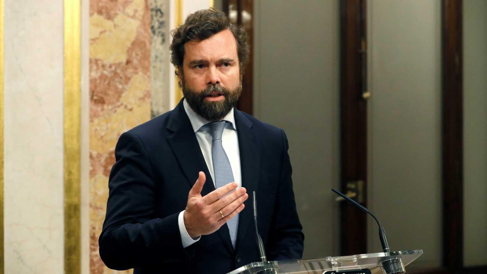 """Las mañanas de RNE con Íñigo Alfonso - Espinosa de los Monteros: """"No se puede apoyar más a un Gobierno que lo está haciendo tan mal¿ - Escuchar ahora"""