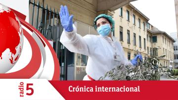 Crónica internacional - Italia ve signos esperanzadores en la evolución de la pandemia
